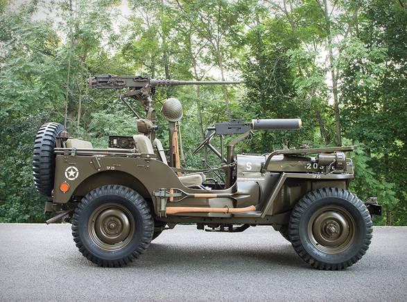 Jeep 1951 Willys M38 - Imagem - 2