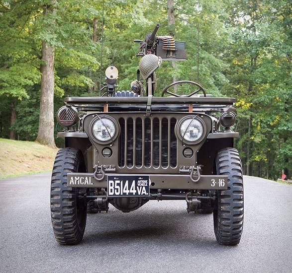 Jeep 1951 Willys M38 - Imagem - 4
