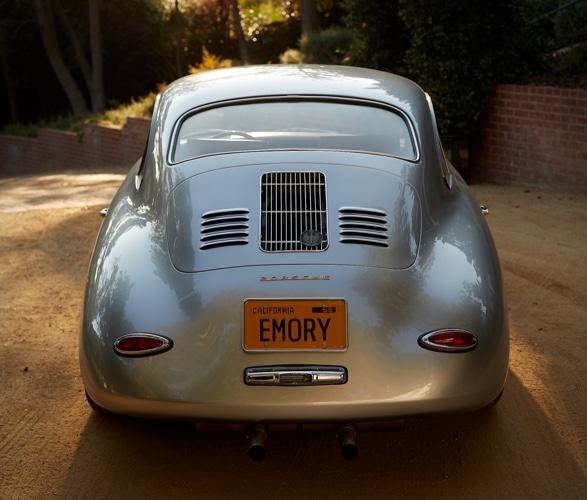 Porsche Fora da Lei - 356A Emory 1959 - Imagem - 2