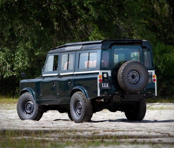 Land Rover Series 2A - 1967 - Imagem - 4