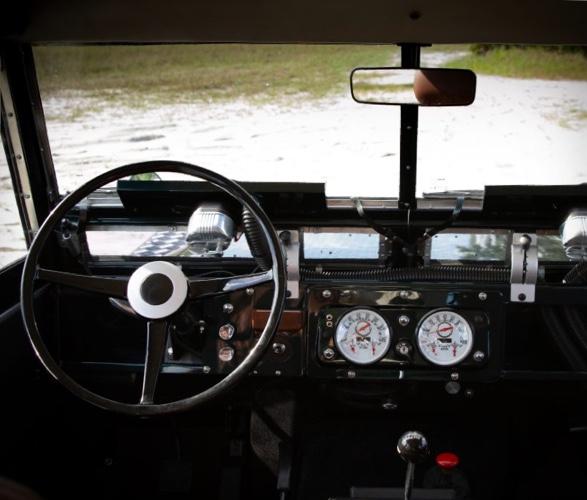 Land Rover Series 2A - 1967 - Imagem - 2