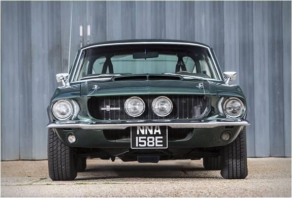 MUSTANG SHELBY GT500 1967 - Imagem - 4