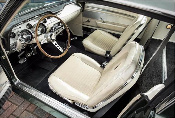 MUSTANG SHELBY GT500 1967 - Imagem - 2