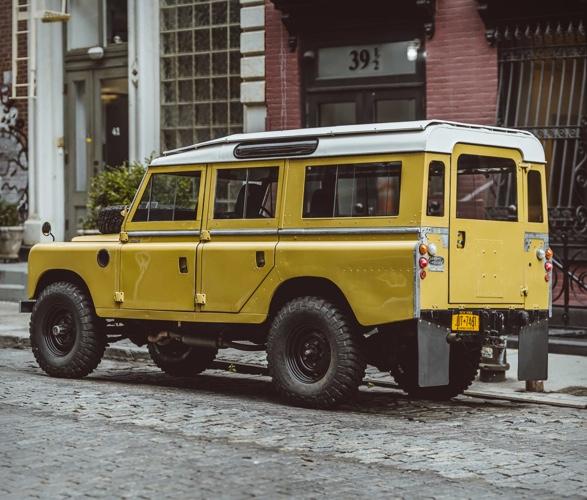 Land Rover Series III 109 1975 - Imagem - 5