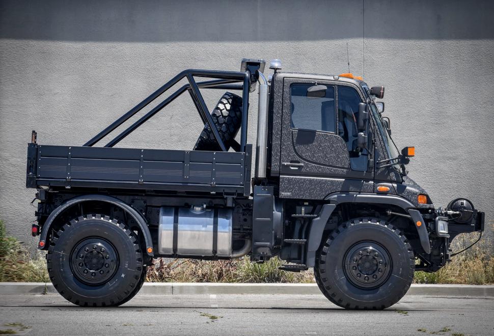 Caminhão Off-road Mercedes-Benz Unimog U500 - Imagem - 1
