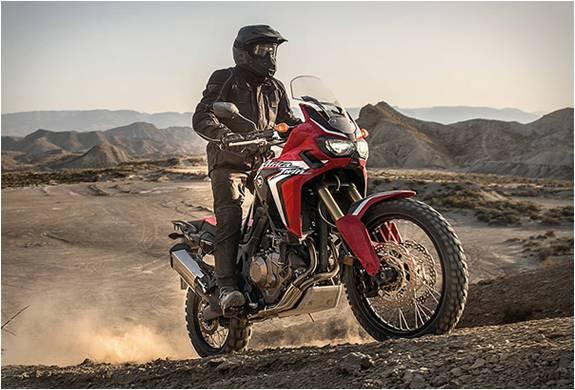MOTO HONDA AFRICA TWIN 2016 - Imagem - 1