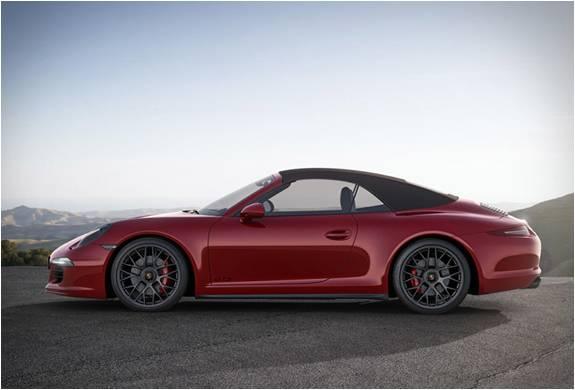 NOVO PORSCHE 911 GTS 2015 - Imagem - 2