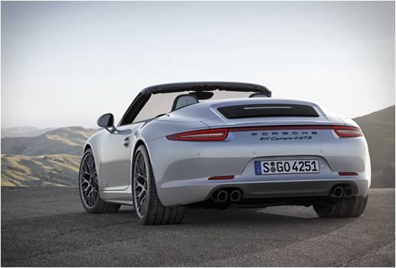 NOVO PORSCHE 911 GTS 2015 - Imagem - 5