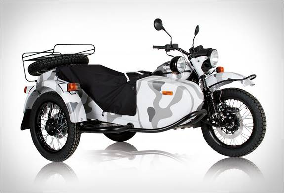 MOTO SIDE-CAR 2015 URAL GEAR-UP - Imagem - 5