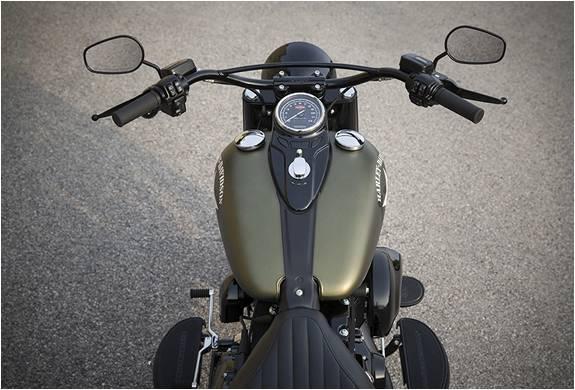 Softail Slim S 2016 | Harley Davidson - Imagem - 3