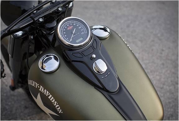 Softail Slim S 2016 | Harley Davidson - Imagem - 4