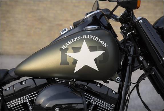 Softail Slim S 2016 | Harley Davidson - Imagem - 5