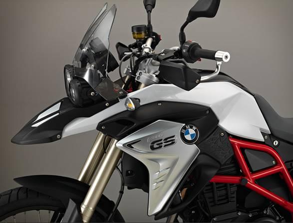 Moto BMW F 800 GS Adventure - Imagem - 2