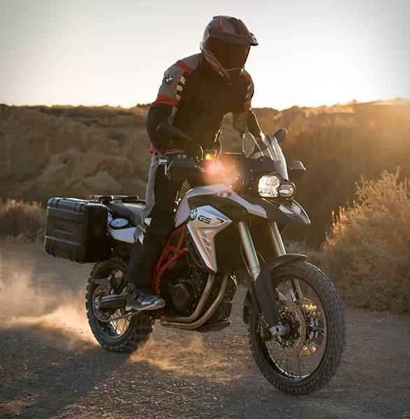 Moto BMW F 800 GS Adventure - Imagem - 5
