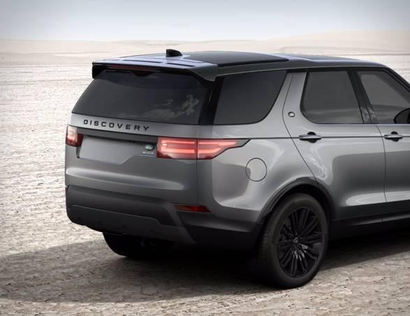 Land Rover Discovery 2017 - Imagem - 2