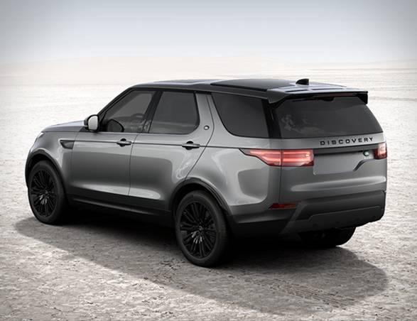 Land Rover Discovery 2017 - Imagem - 5