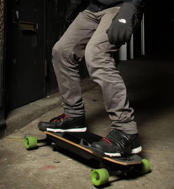 Skateboard LEIF TECH - Imagem - 3