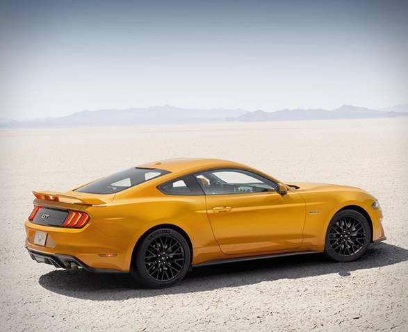 Ford Mustang 2018 - Imagem - 2