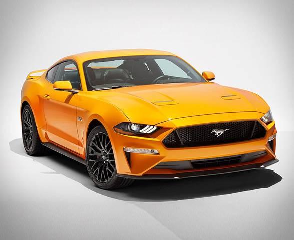 Ford Mustang 2018 - Imagem - 5
