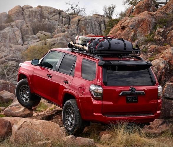 SUV TODO TERRENO - Toyota 4Runner Venture Edition 2020 - Imagem - 4