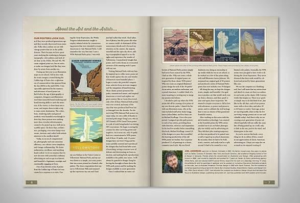 59 Parques Americanos Ilustrados - Imagem - 3