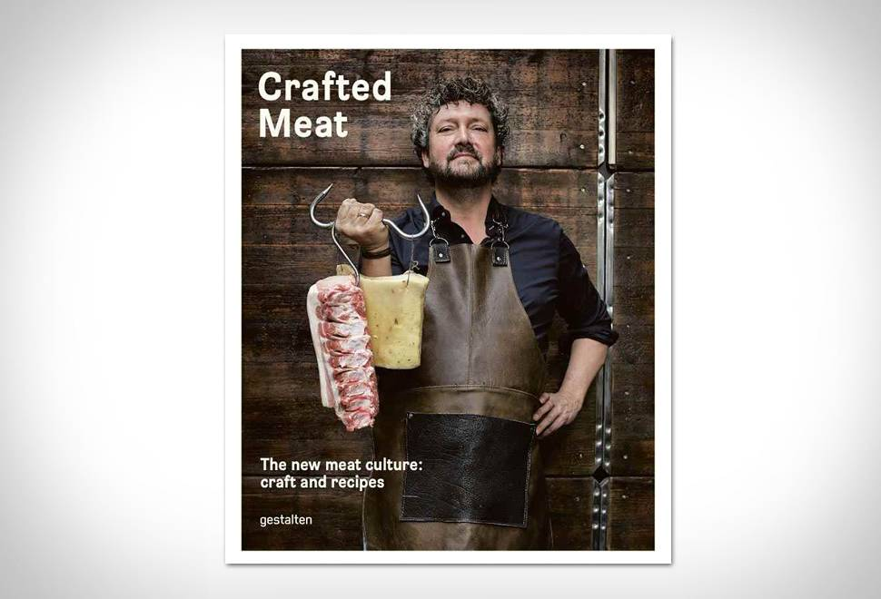 Crafted Meat | Livro A Carne Trabalhada