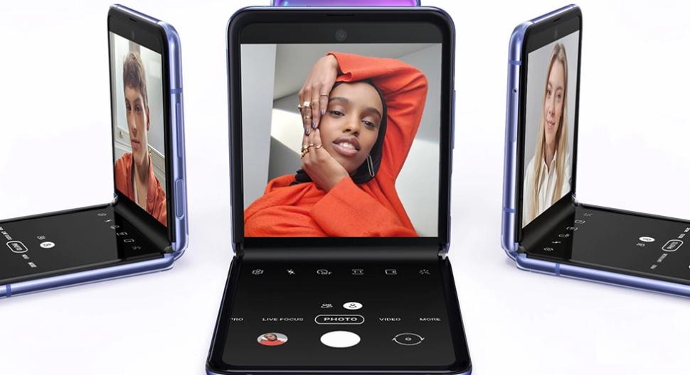 Samsung Galaxy Z Flip - Imagem - 1