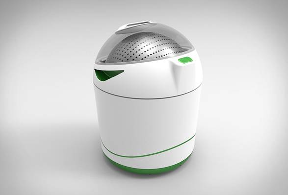 Máquina de Lavar Portátil Drumi - Imagem - 3