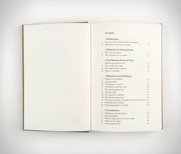 Livro: A Job to Love - Imagem - 2