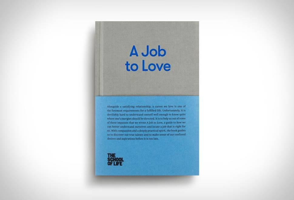 Livro: A Job to Love - Imagem - 1