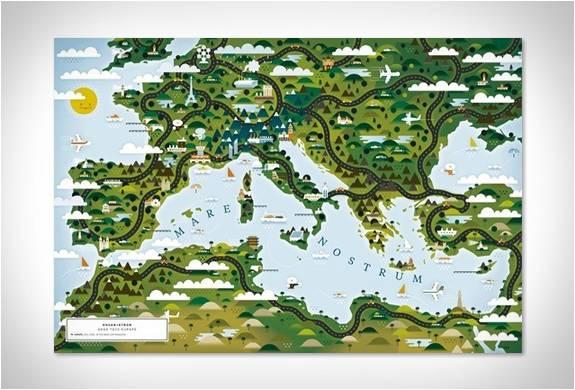 O Mapa Mundo - Imagem - 5