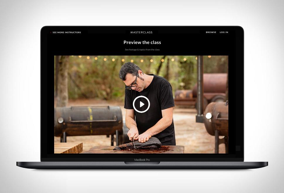 Aula de churrasco Americano com AARON FRANKLIN - Imagem - 1