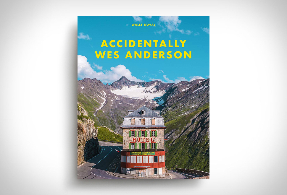 Livro - Lugares Maravilhosamente Estranhos - Wes Anderson - Imagem - 1