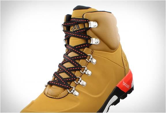 Botas Adidas - Boost Urban Hiker - Imagem - 4