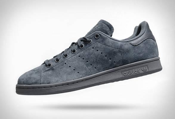 Tênis Stan Smith Cor Ônix | Adidas - Imagem - 5