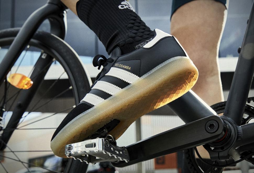 ADIDAS VELOSAMBA CYCLING SHOES - Imagem - 1