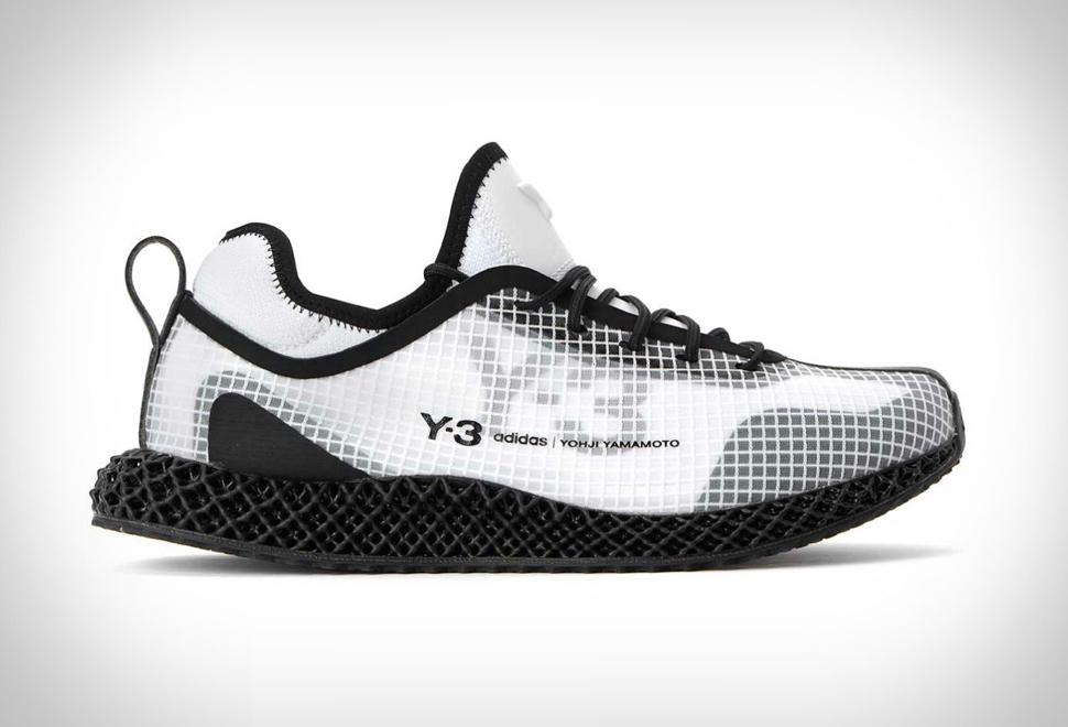 Adidas Y-3 Runner 4D IO - Imagem - 1