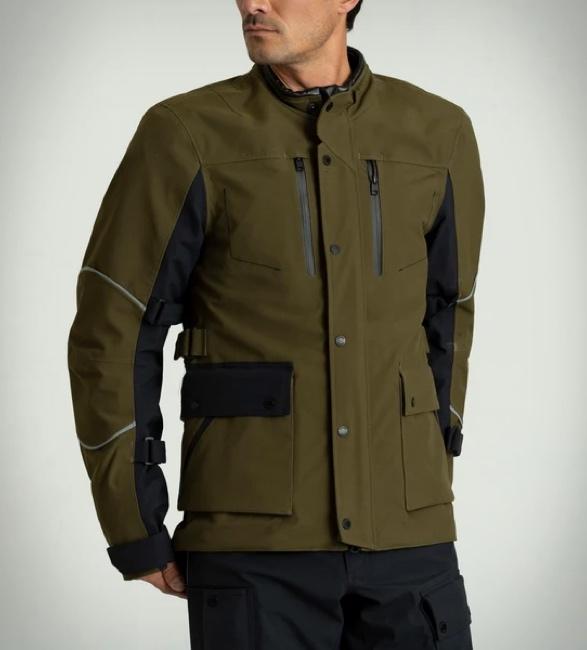 Jaqueta para Moto ideal para as aventuras da primavera em sua moto - Imagem - 4