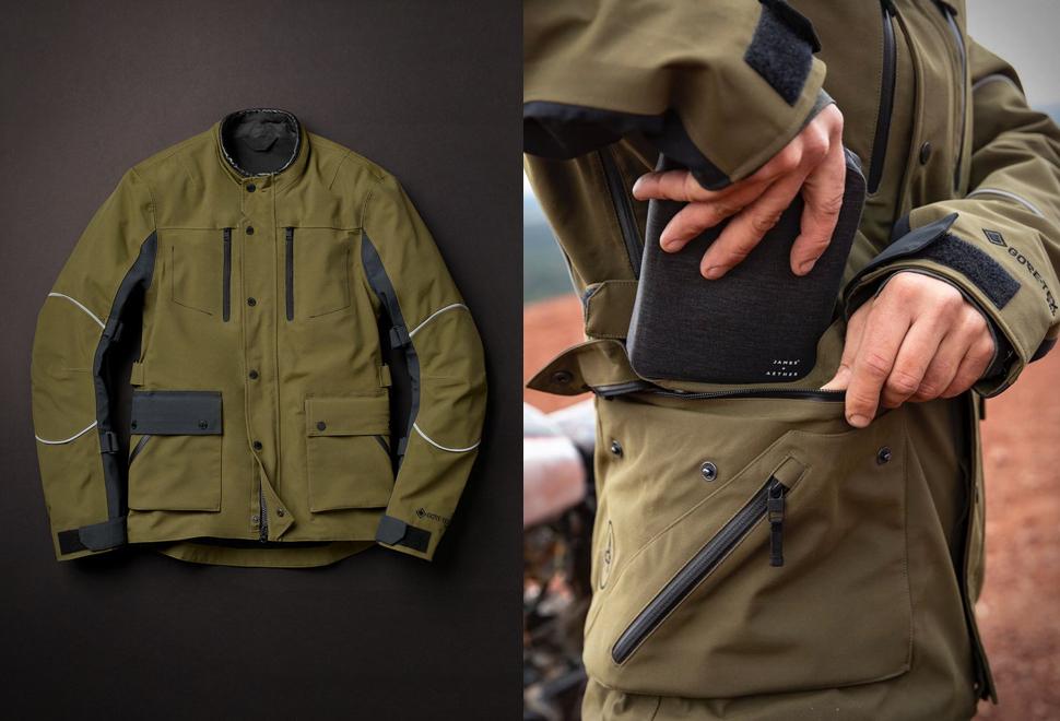 Jaqueta para Moto ideal para as aventuras da primavera em sua moto - Imagem - 1