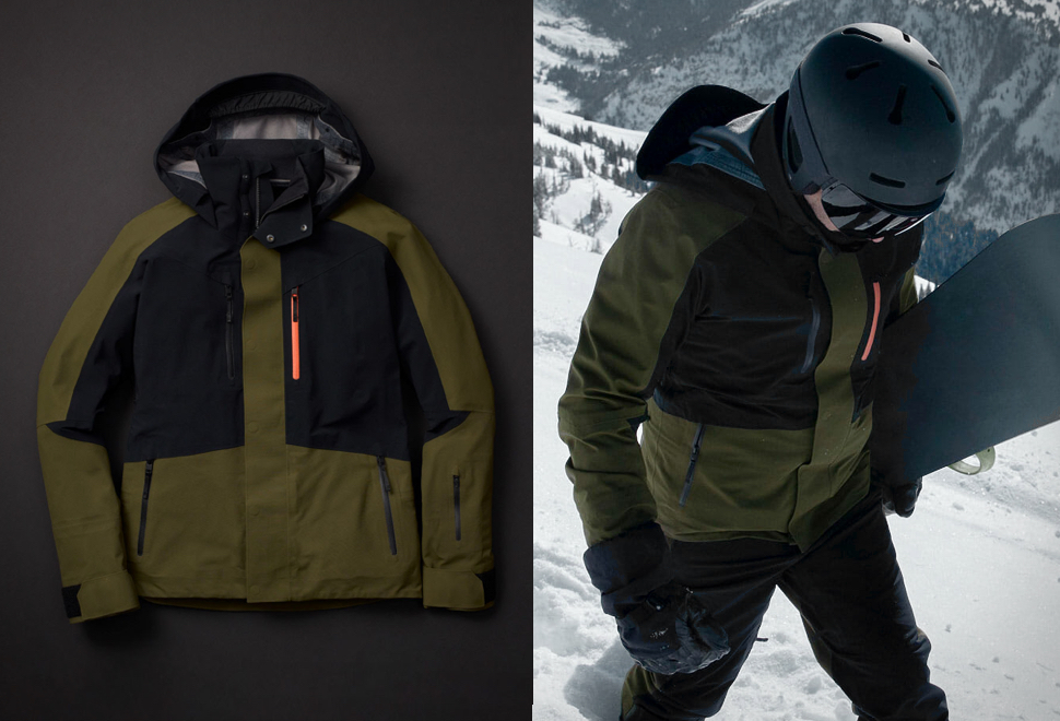 AETHER STEALTH SNOW JACKET