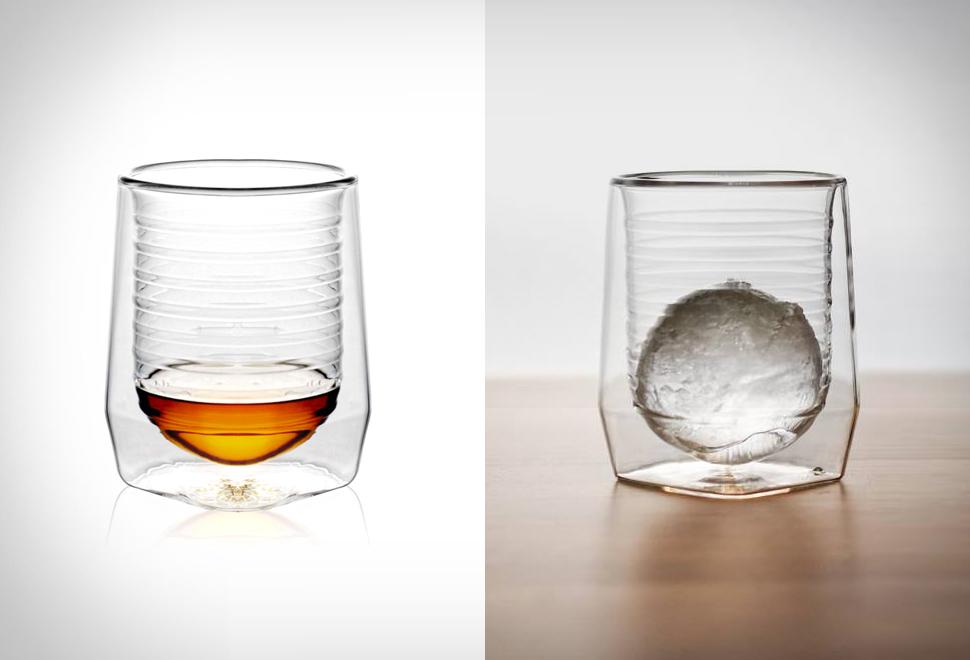 Copos de Vidro - AGED & ORE DUO GLASS - Imagem - 1
