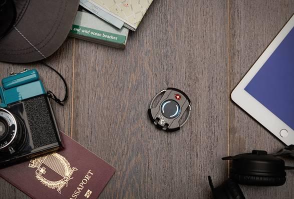AirBolt | Cadeado Inteligente para Bagagens - Imagem - 2