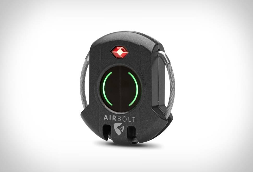 AirBolt | Cadeado Inteligente para Bagagens