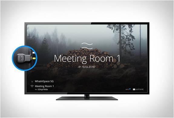 Adaptador Sem Fio de HDMI - Airtame - Imagem - 2