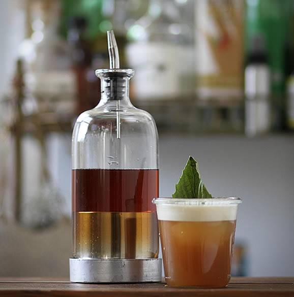 Garrafa de Infusão de Álcool Alkemista - Imagem - 4