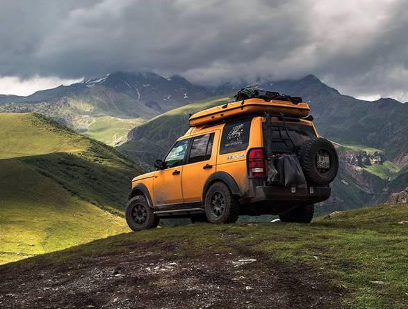 Revista Alloy + Grit - para Entusiastas da Land Rover - Imagem - 3