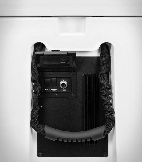 Sistema de Refrigerador e Alto-falante ICE Alpine - Imagem - 4