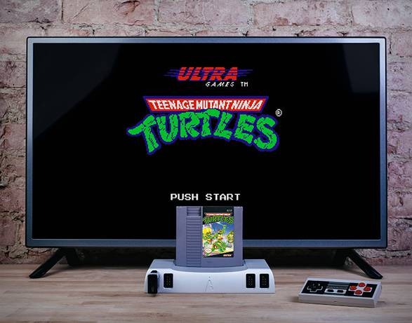 Console de Jogos Analogue NT Mini - Imagem - 4