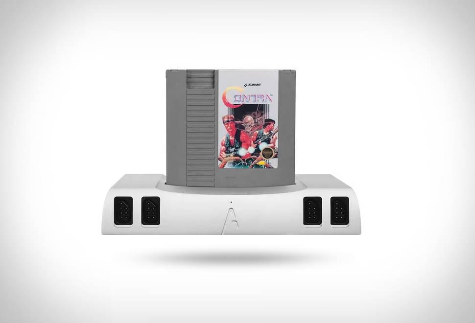Console de Jogos Analogue NT Mini - Imagem - 1