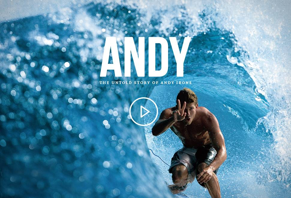 Documentário sobre Andy Irons - Imagem - 1
